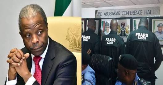 Acting President set to disband SARS? (Details)
