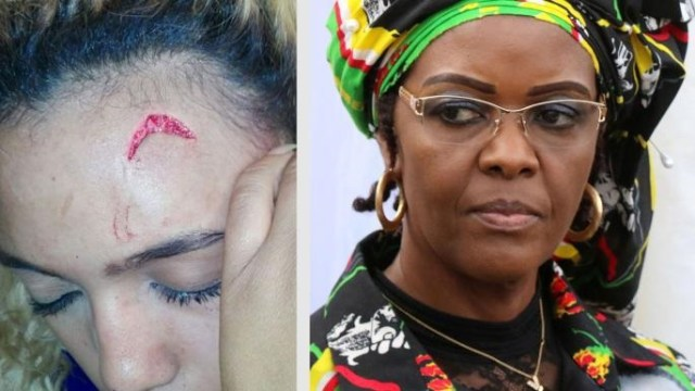 Arrest Warrant Issued For Grace Mugabe