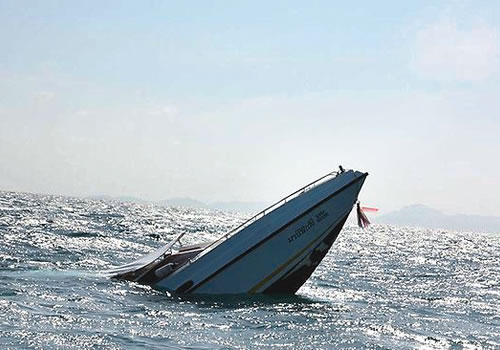 13 die as overloaded boat capsizes in Indonesia