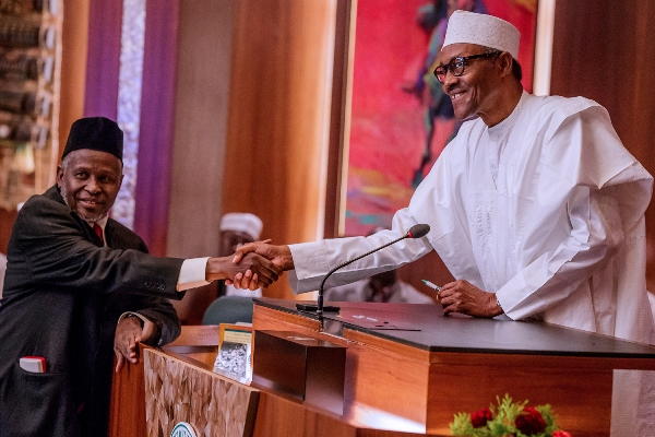 Justice Mohammed sworn in as Acting CJN