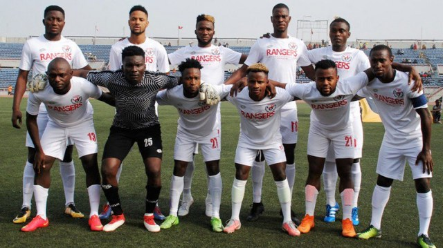 CAFCC: Rangers Advance To Group Stage
