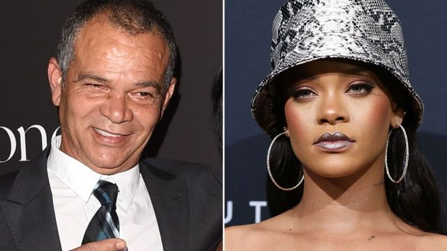 "Rihanna Drags Father to court over ""FENTY"""