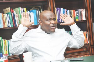 Rivers Election: Shocking details of INEC chairman, Wike's pact exposed by Amaechi