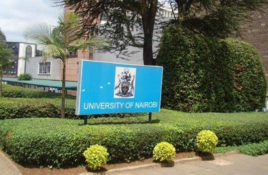 University of Nairobi student portal