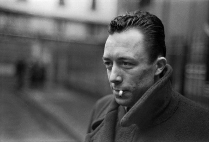 Albert Camus, Nobel prize winner
