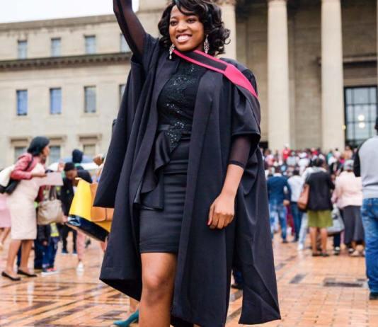 South africa graduates