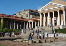 Universities in south africa students population