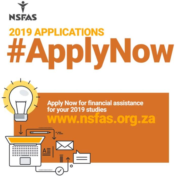 nsfas online appllication