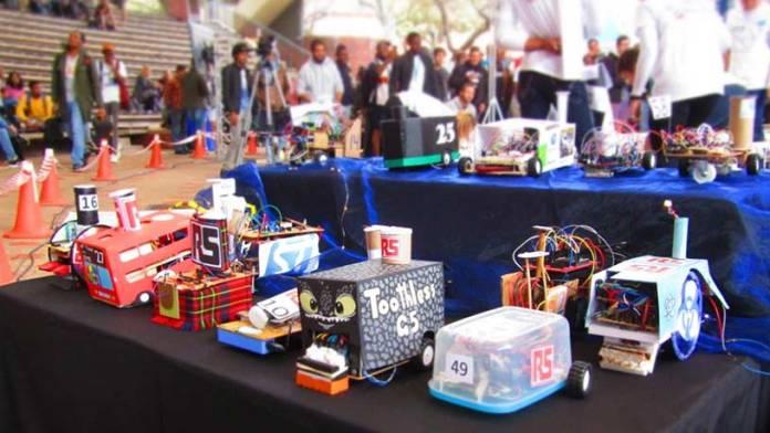 university of pretoria robotics