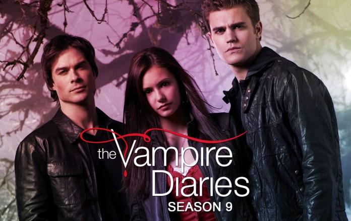 Vampire Diaries Season 9 netflix