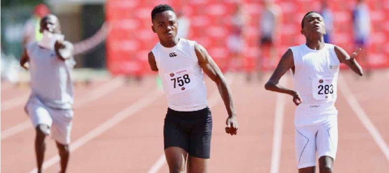 Namibian Athletes