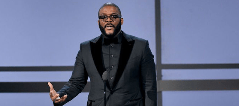 Tyler Perry eulogizes black, wows the audience with BET Awards Speech Help Somebody Cross