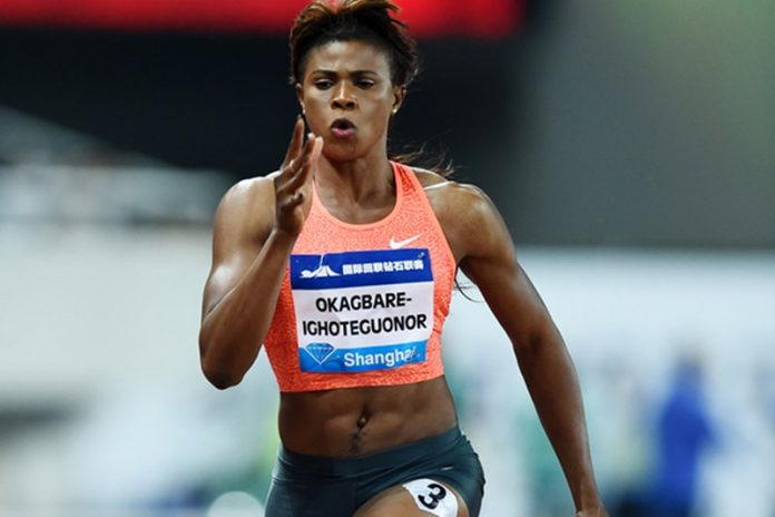 Athletics Federation of Nigeria lists Okagbare, Oduduru, 49 others for 12th all Africa games