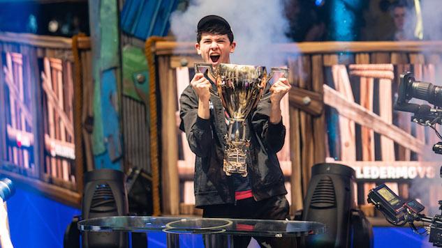 16-year-old us teen wins big at inaugural Fortnite World Cup