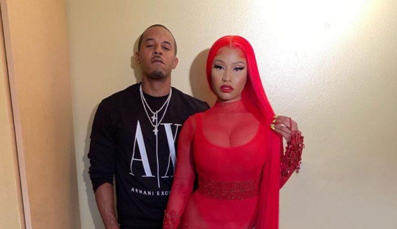 American Rapper Nicki Minaj ready to walk down the aisle