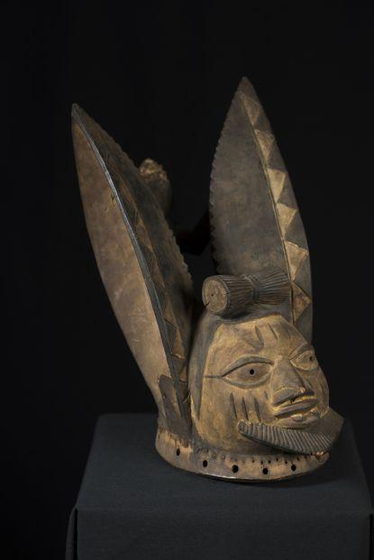 UConn Benton Museum in the African Spirit
