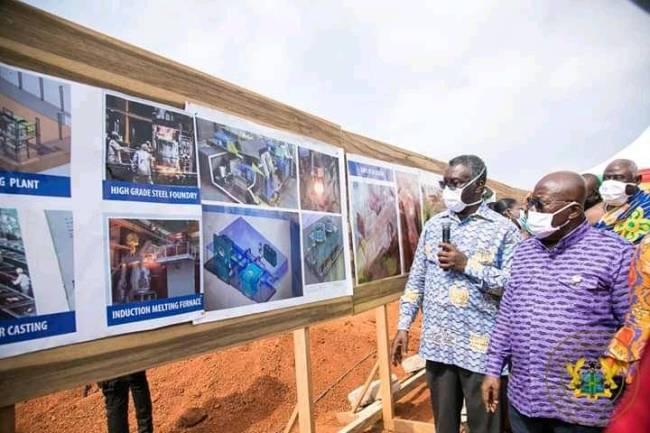 Ghana Foundry and Machine Tool Center