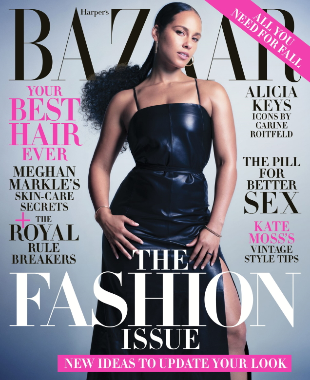 Harper's Bazaar Fashion Magazine