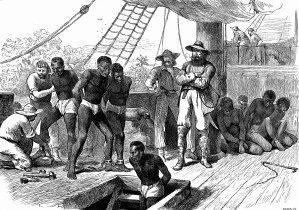 Transatlantic Human Slave Trade