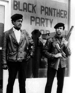 Bobby Seale Huey Newton Black Panther Party