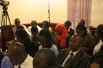 Kenya USAID IRI poll release press conference
