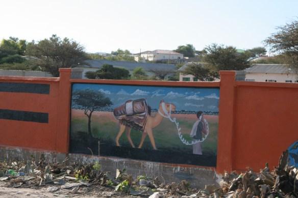Hargeysa Somaliland Gate