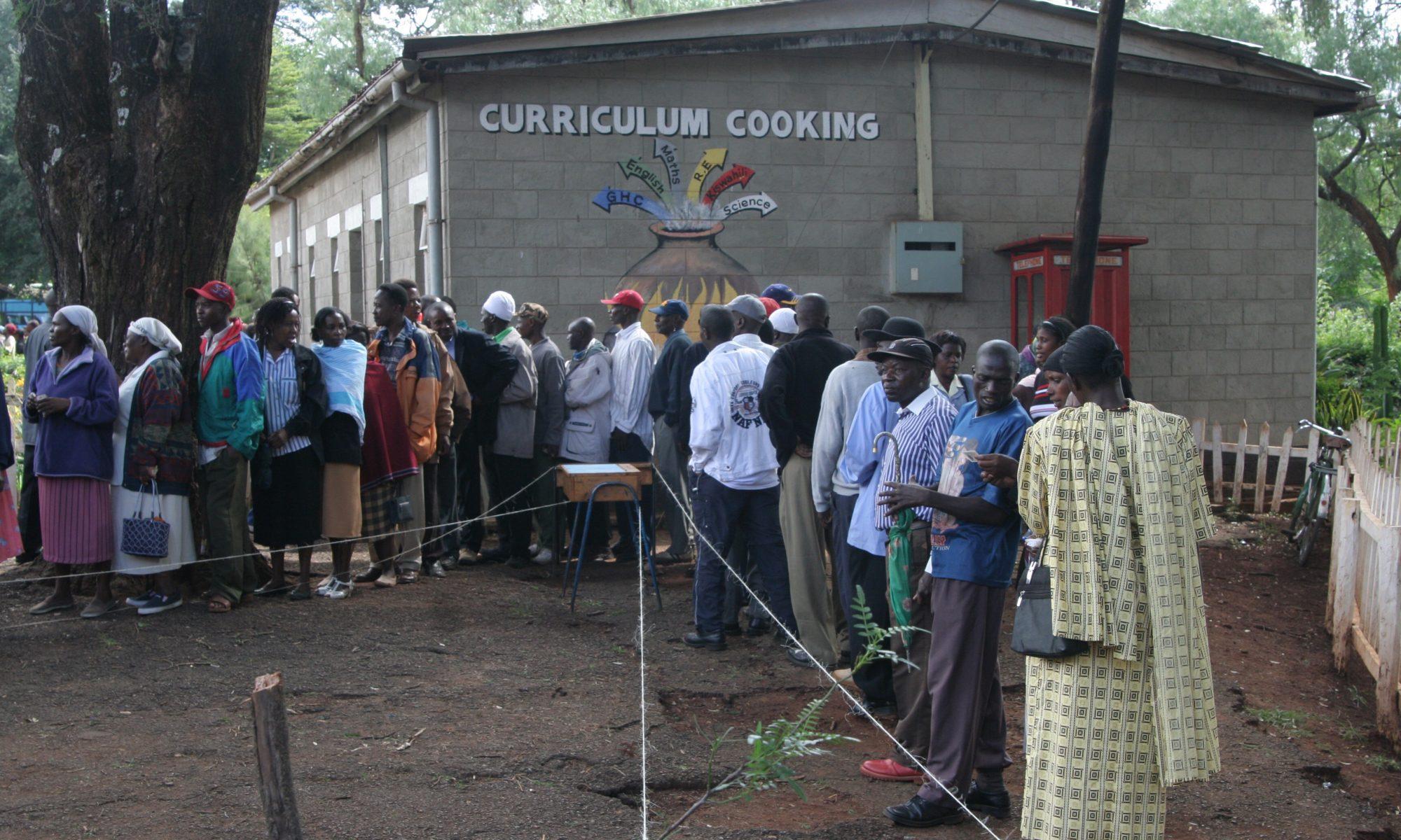 Very bad news regarding Kenya's election preparation on multiple fronts (updated)