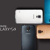 Le Galaxy S5 est officiel !
