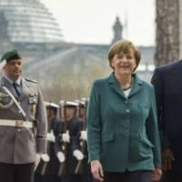 Sénégal-Allemagne : Le Président Macky Sall reçu par la Chanceliére allemande, Angela Merkel, ce lundi 31.03.2014