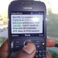 Le service de mobile banking africain M-Pesa débarque en Europe