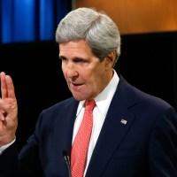 Washington met en garde Moscou sur la crise ukrainienne