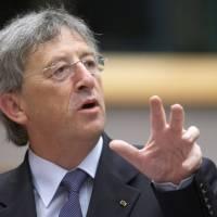 Union européenne : Juncker désigné nouveau président de la Commission