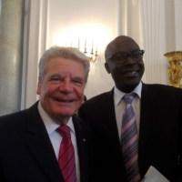 Allemagne: Le sénégalais Saliou Gueye décoré par le Président de la République fédérale allemande Joachim Gauck