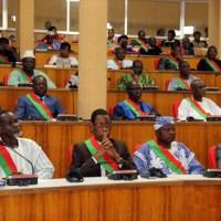 Burkina-Faso : Des députés entre le marteau et l'enclume sur la question du vote pour la modification du mandat présidentiel