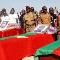 "Burkina Faso : Les ""martyrs"" ensevelis à Ouagadougou"