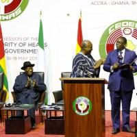 CEDEAO: Macky Sall prend la présidence pendant une année