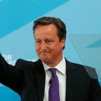 Grande-Bretagne: Large victoire du conservateur David Cameron aux élections législatives