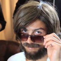 VIDEO – Ronaldo se déguise en SDF pour surprendre un jeune garçon