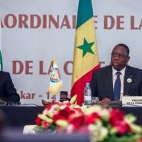 Dakar: Les présidentielles d'octobre au cœur du sommet de la CEDEAO