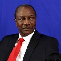 Guinée: Alpha Condé élu Président de la République avec 57,85% voix