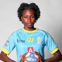 Handball: Simone Thiero, invitée surprise de la RDC au Mondial