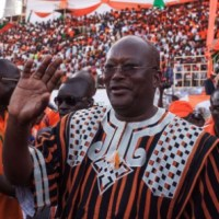 Afrique: Kaboré, nouveau président du Burkina