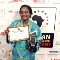 Allemagne : «Le Prix des Légendes Vivantes d'origine Africaine 2016 décerné á Dr. Pierrette Herzberger Fofana»