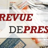 Senegal : Revue de Press du Lundi 29 AOUT 2016