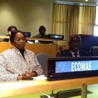 Un exposé sur les efforts de la CEDEAO pour améliorer les conditions de vie de la gent féminine ouest-africaine