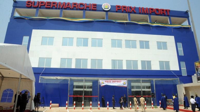 Prix Import Gabon