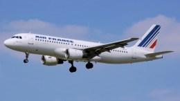 Le ministre s'est fait voler dans un avion d'Air France