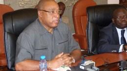 Etienne Dieudonne Ngoubou