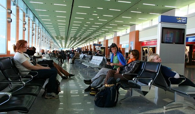 disparition aéroport casablanca