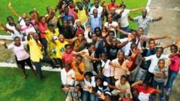 Les jeunes africains